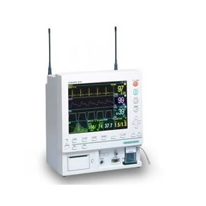 麻酔モニター。